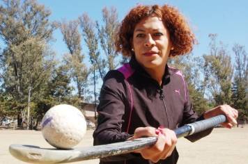 Victoria Liendro, jugadora salteña.