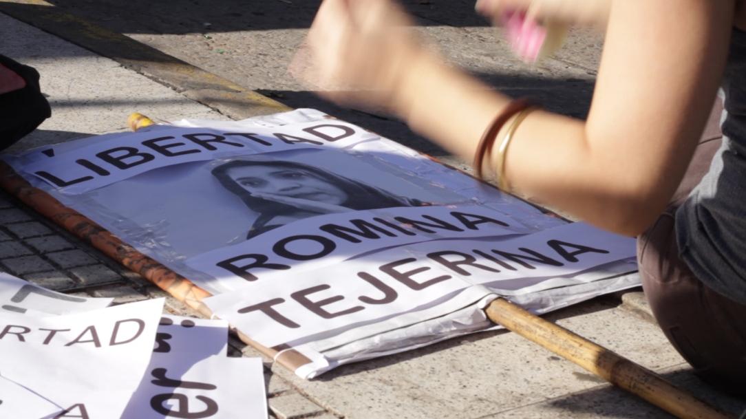 cartel romina 2