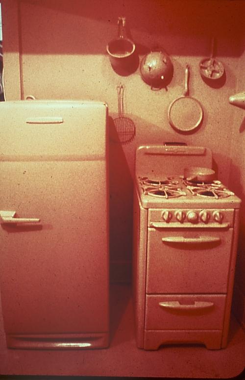 The kitchen Robin Weltsch
