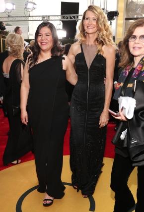 Laura Dern y Monica Ramirez