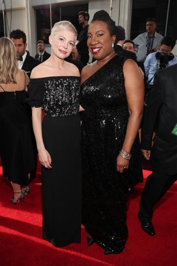 Michelle Williams y Tamara Burke