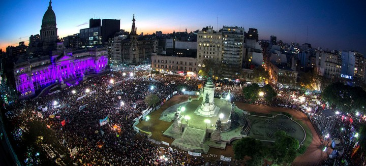 CONGRESO NACIONAL-MARCHA_#NIUNAMENOS