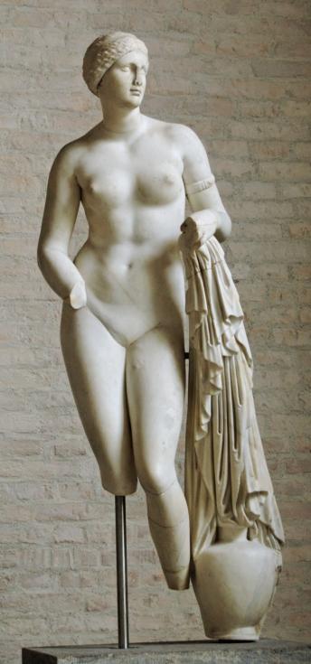 Afrodita Braschi (copia siglo I a.C)