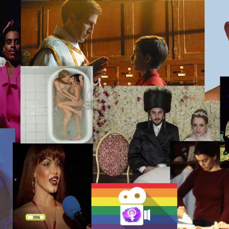 Retratos de feminismo y lucha lgtb+