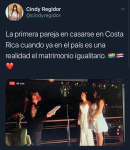 Casamiento Costa Rica