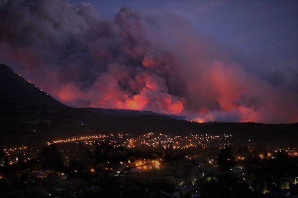 Qué pasa con los incendios en el sur argentino? – Escritura Feminista